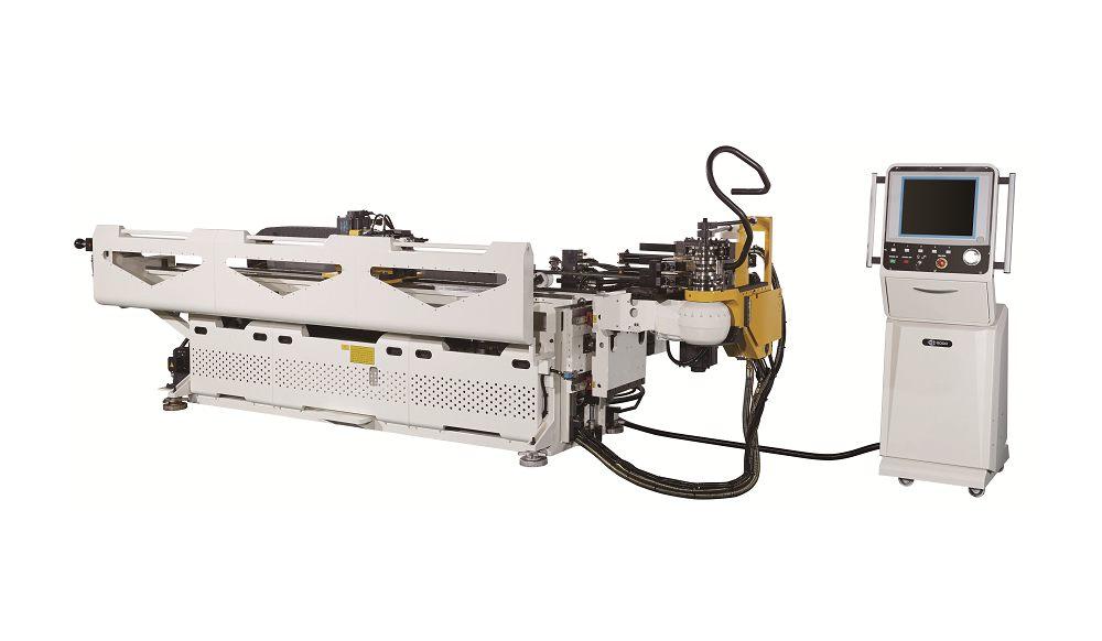 SB-39X4A-3SV, OD 38.1mm弯管机 , 4軸数控 + 滚弯 + 拉弯 + 1D弯管