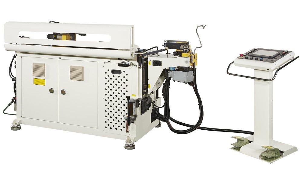 弯管能力OD 12mm, 3軸数控弯管机