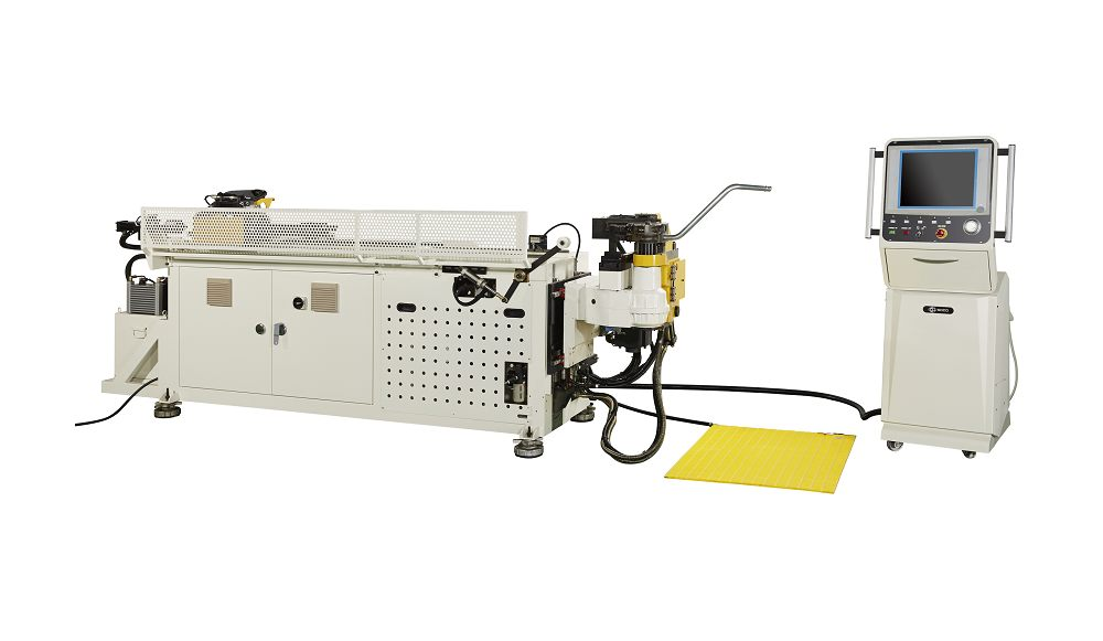弯管能力OD 30mm, 4軸数控弯管机
