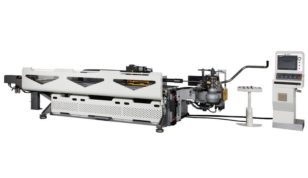 OD 38.1mm弯管能力, 4軸数控弯管机