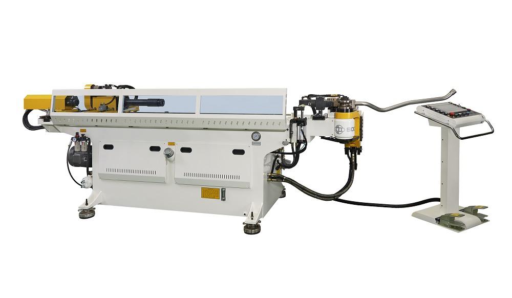OD 38.1mm 弯管能力, SB-39AUTO 2轴数控弯管机, 液压弯管