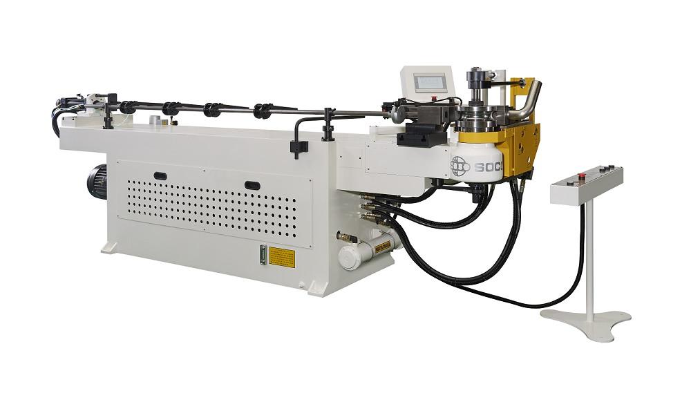 弯管能力 OD 63.5mm, NC液压控制弯管机
