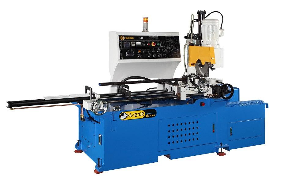 液压金属圆锯机,锯切能力127mm