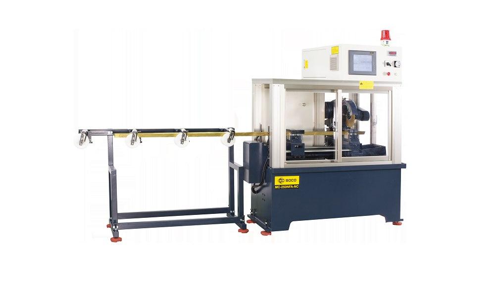 MC-250NFA-NC非铁金属管材金属圆锯机