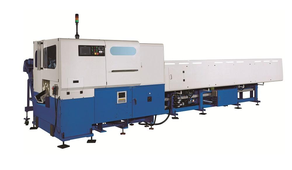 OD80 mm , 2 轴铝材金属金属圆锯机