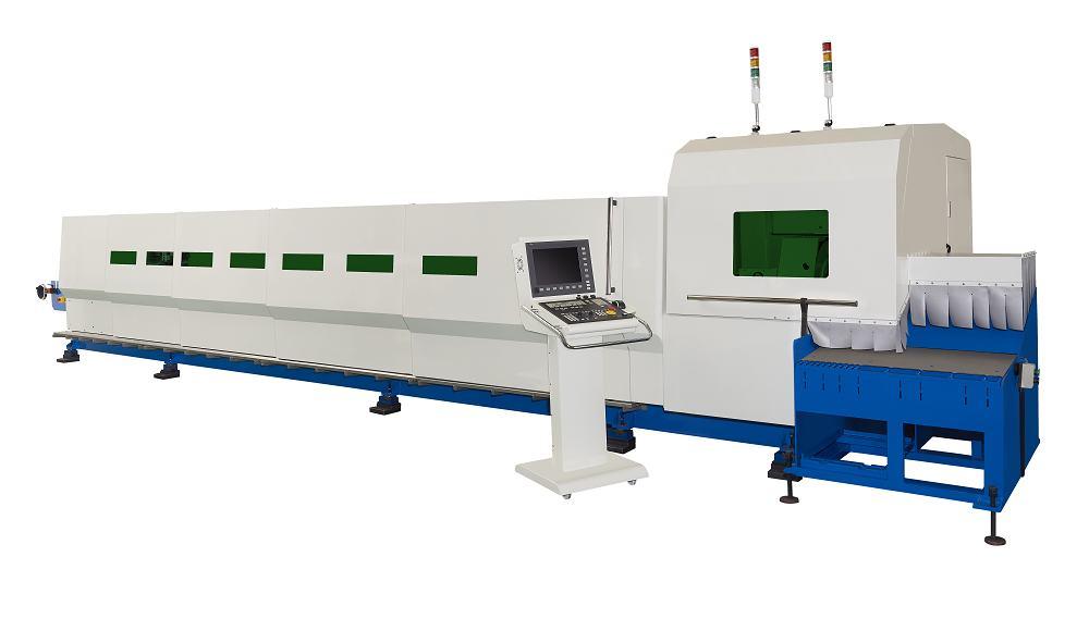 OD 180mm x 4t 激光切管技术